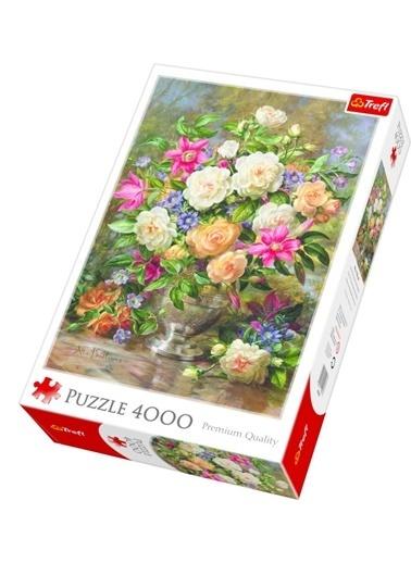 Trefl 3D Puzzle Renkli